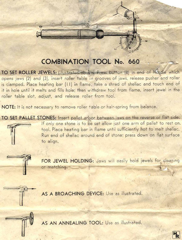 Combination Tool 5 Instructions