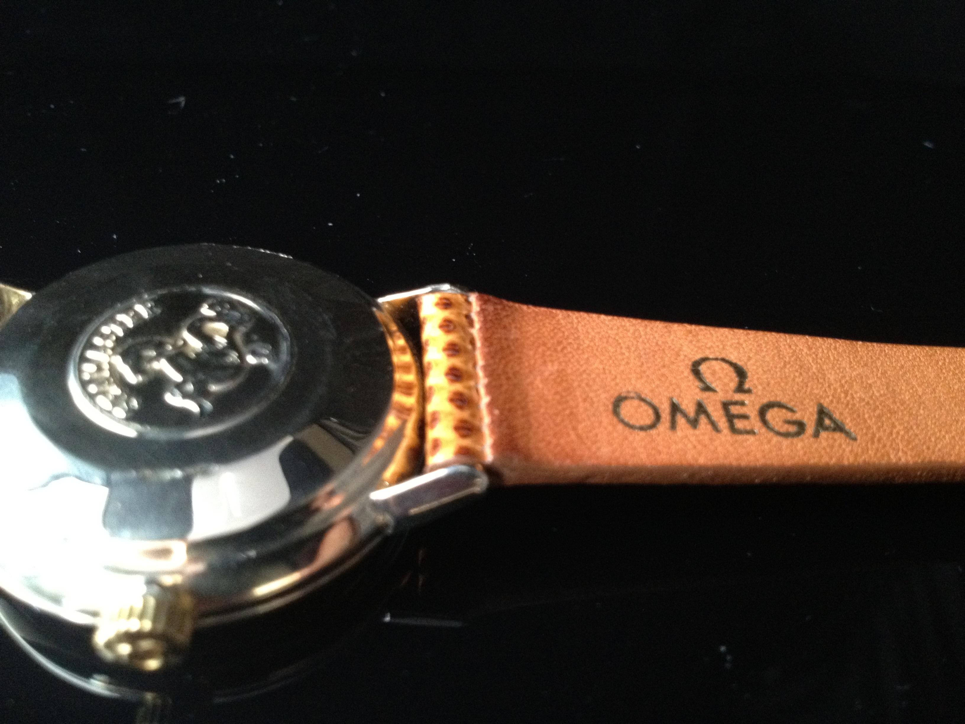 Omega Seamaster Deville 13