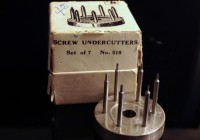 H&R Screw Undercutter 094