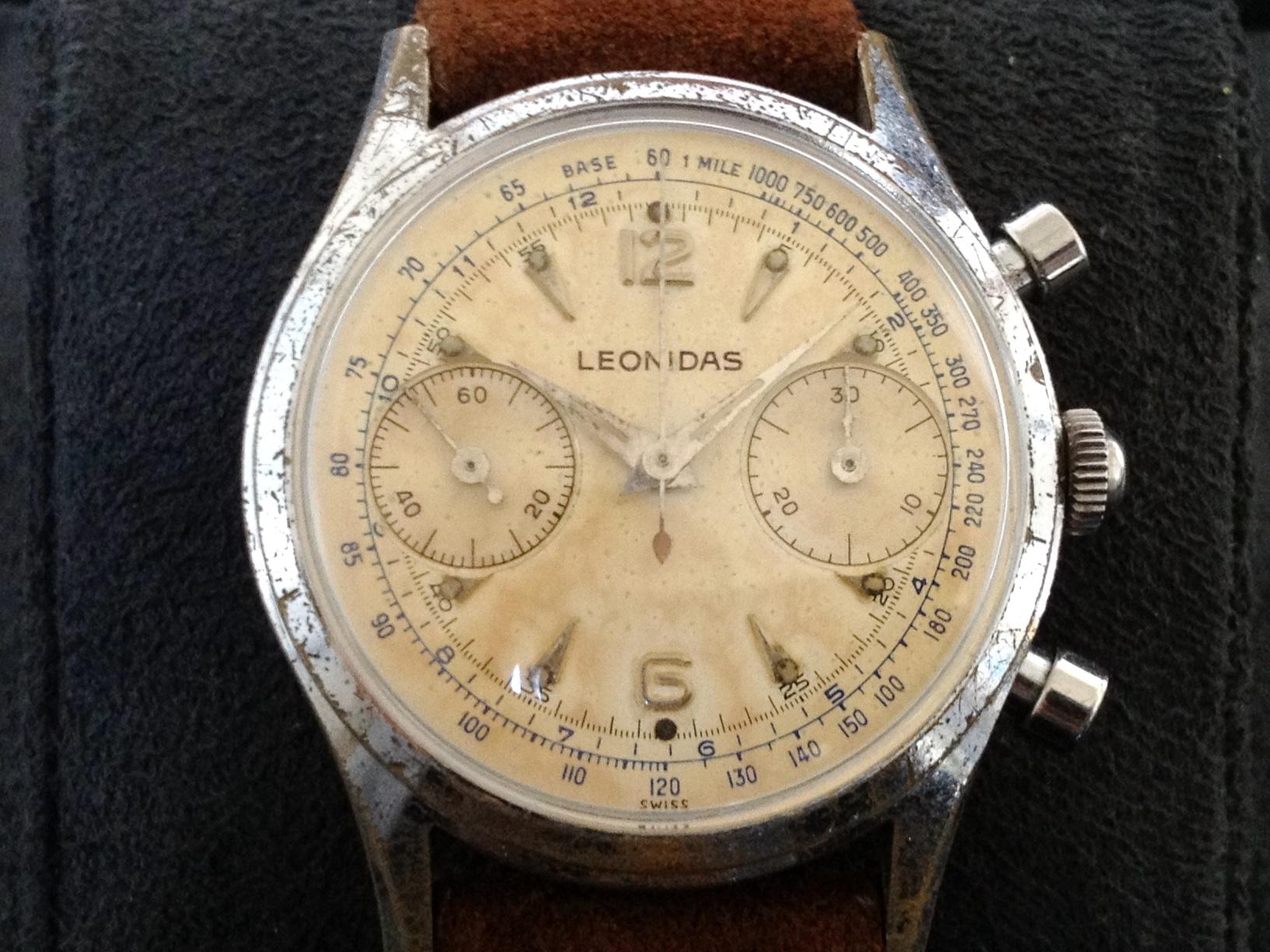 Leonidas Chronograph 137