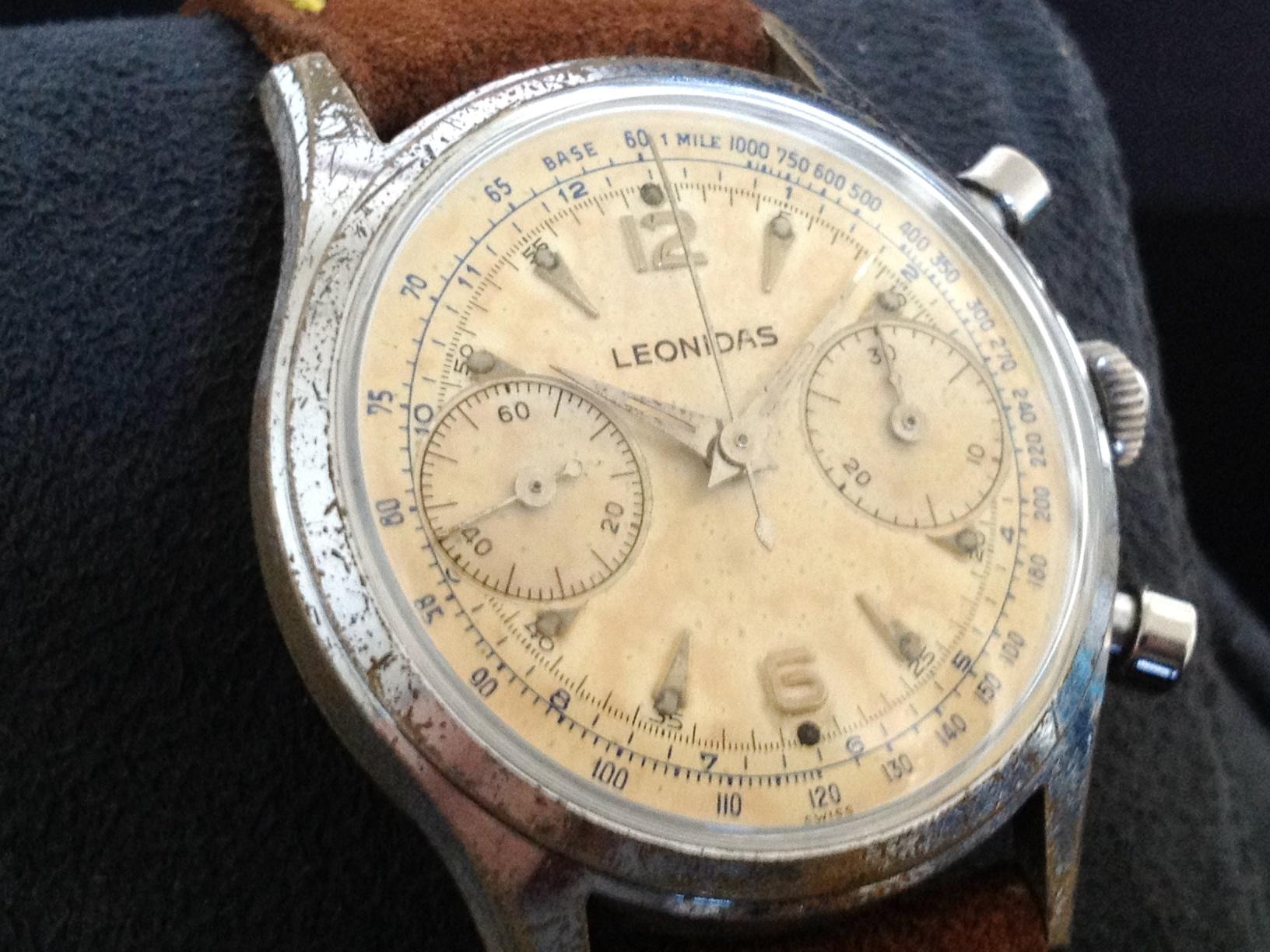 Leonidas Chronograph 138
