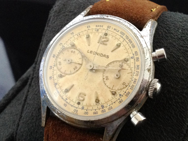 Leonidas Chronograph 139