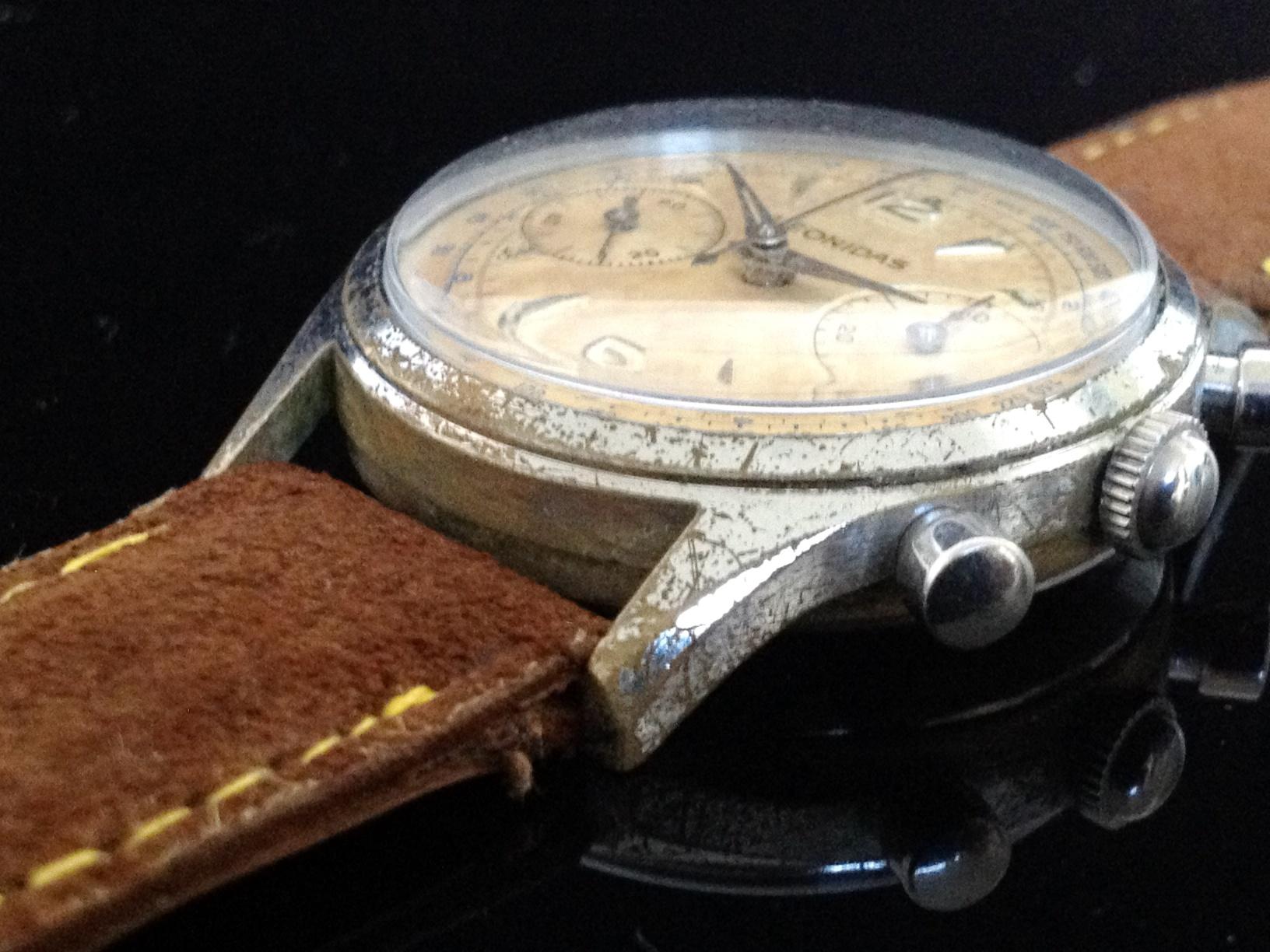 Leonidas Chronograph 143