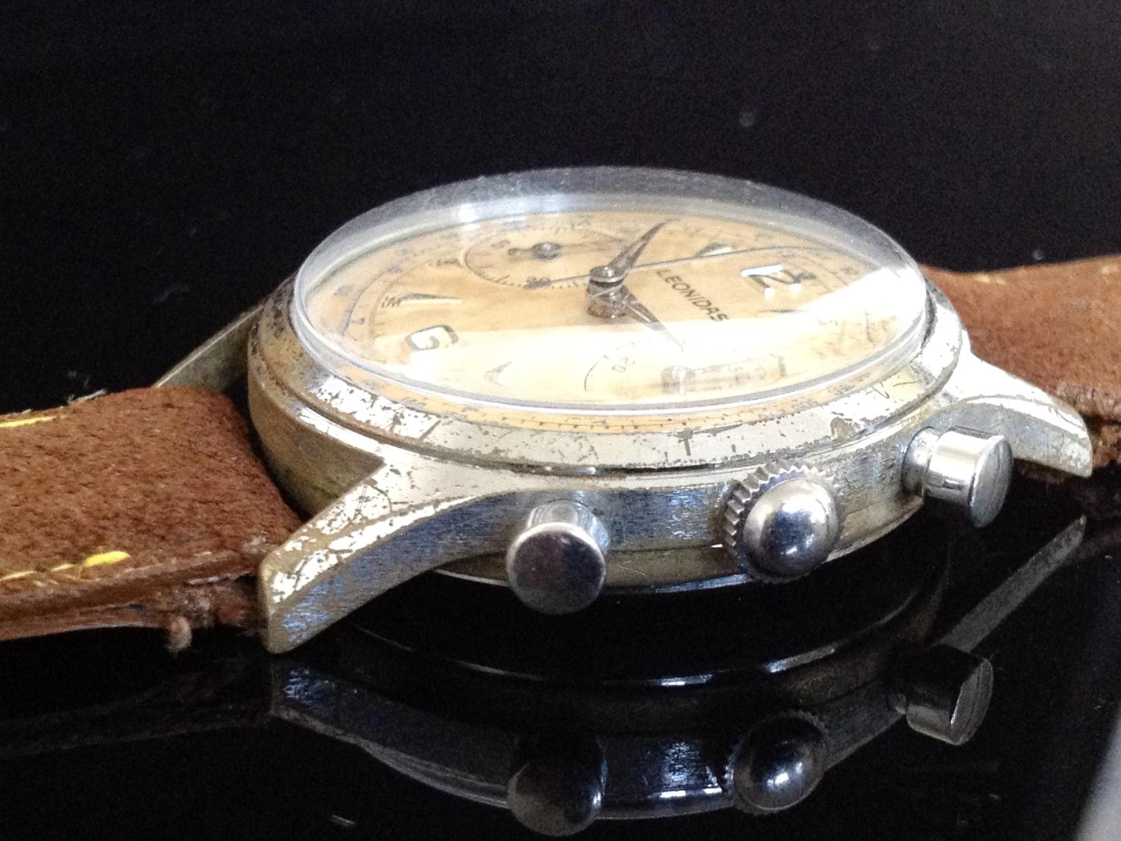 Leonidas Chronograph 144