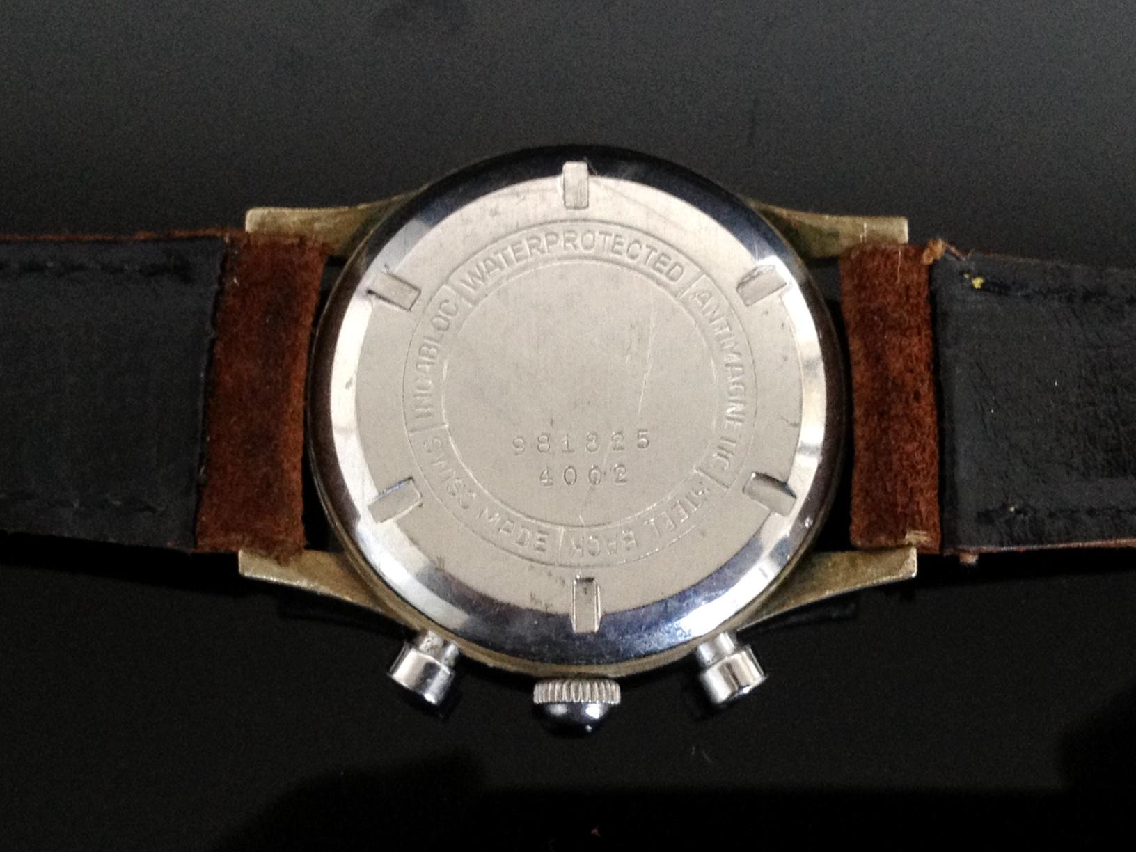 Leonidas Chronograph 148