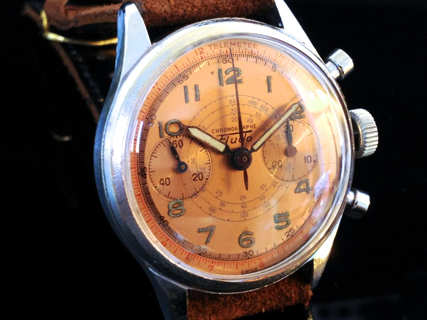 Fludo Venus Chronograph 190