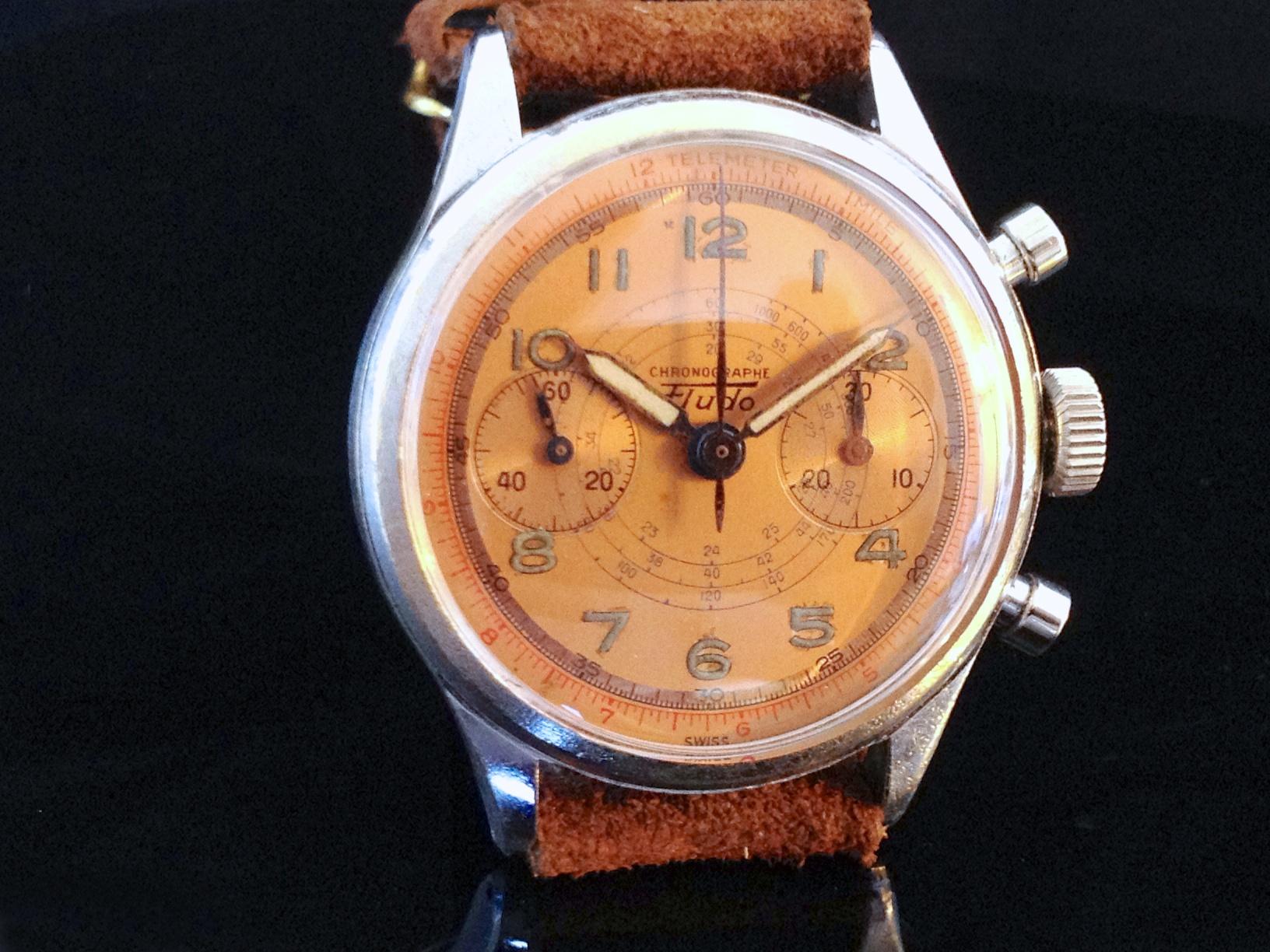 Fludo Venus Chronograph 191