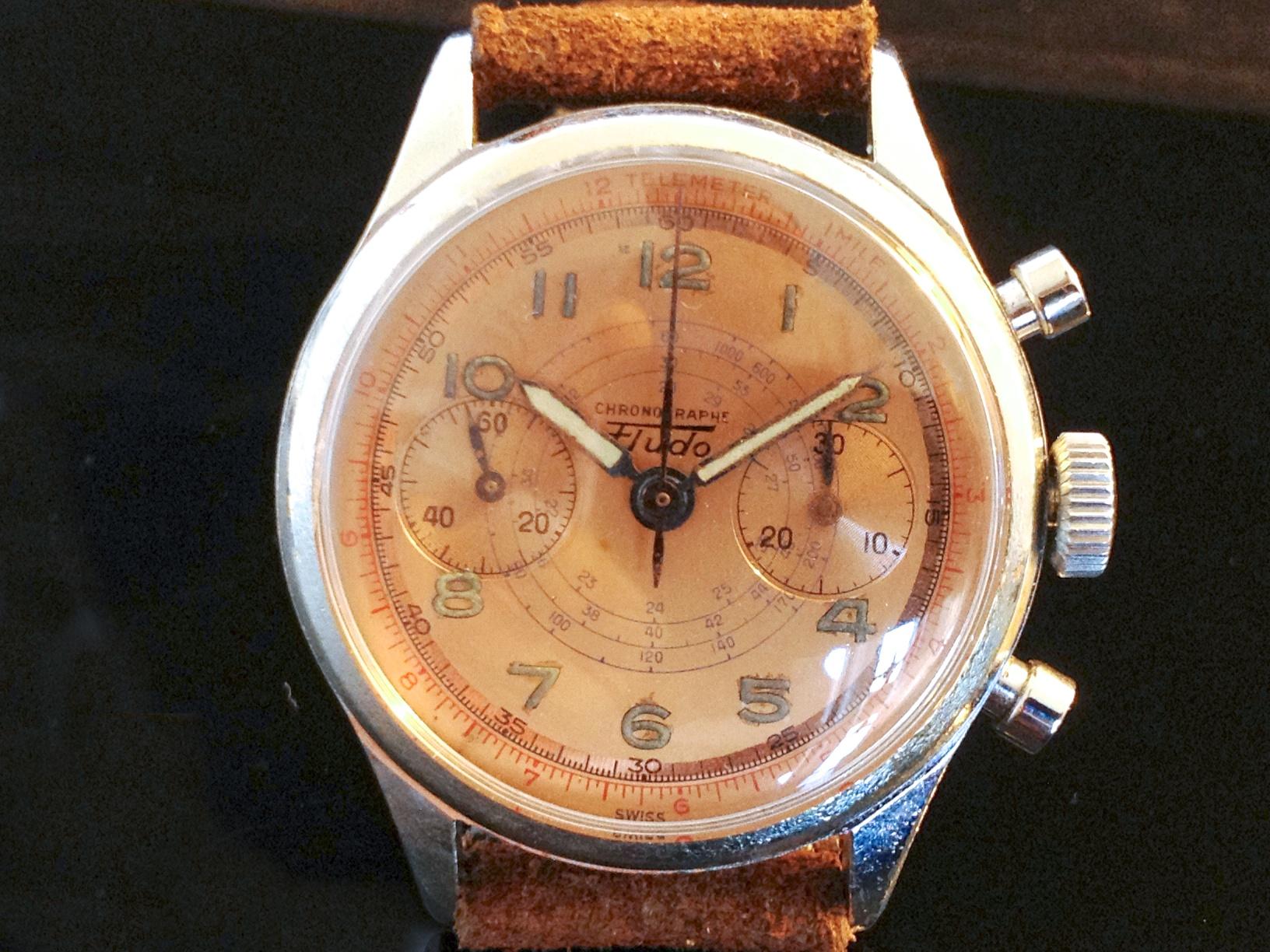 Fludo Venus Chronograph 192