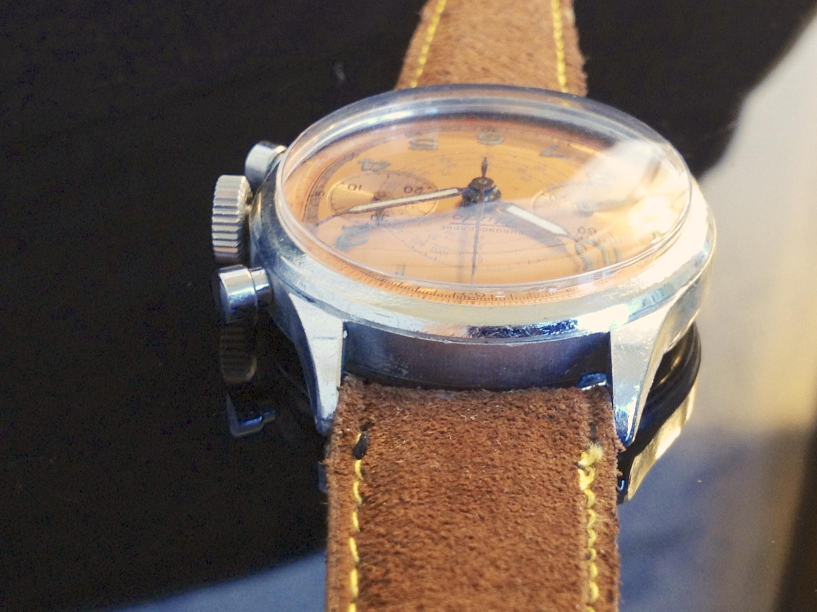 Fludo Venus Chronograph 195
