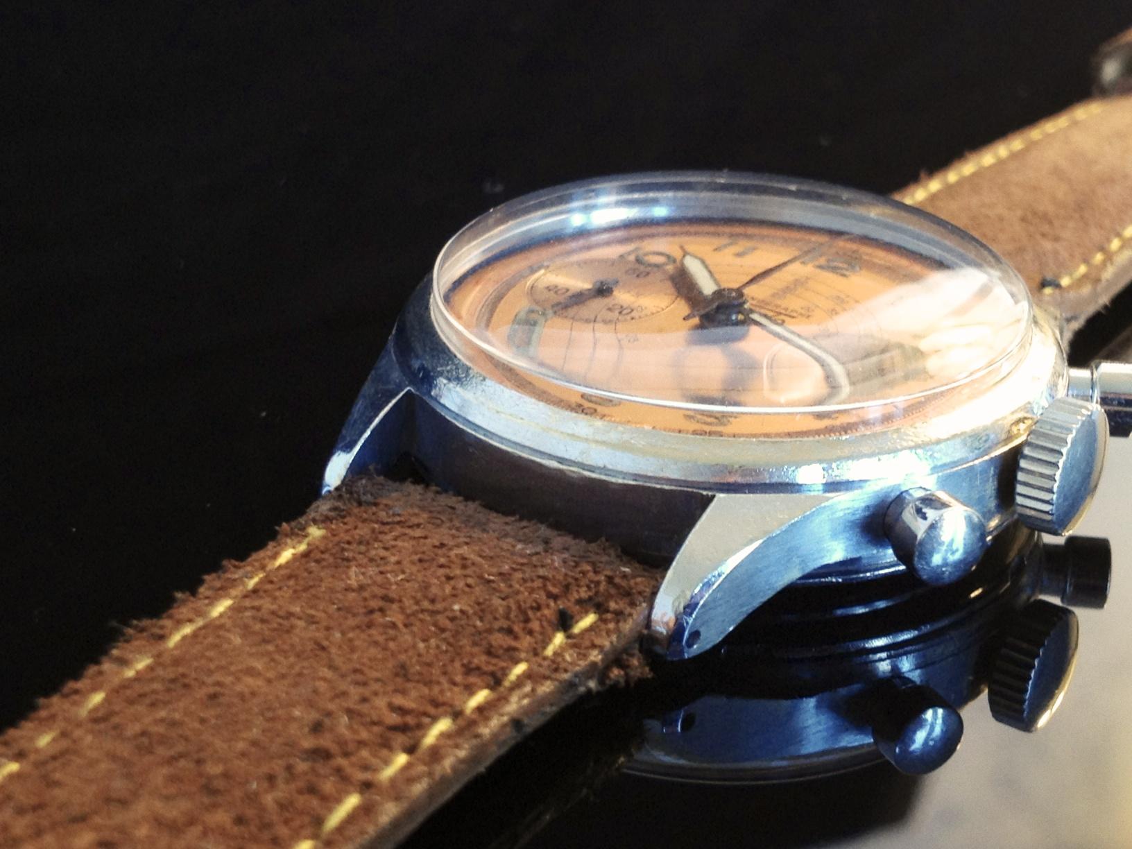 Fludo Venus Chronograph 198