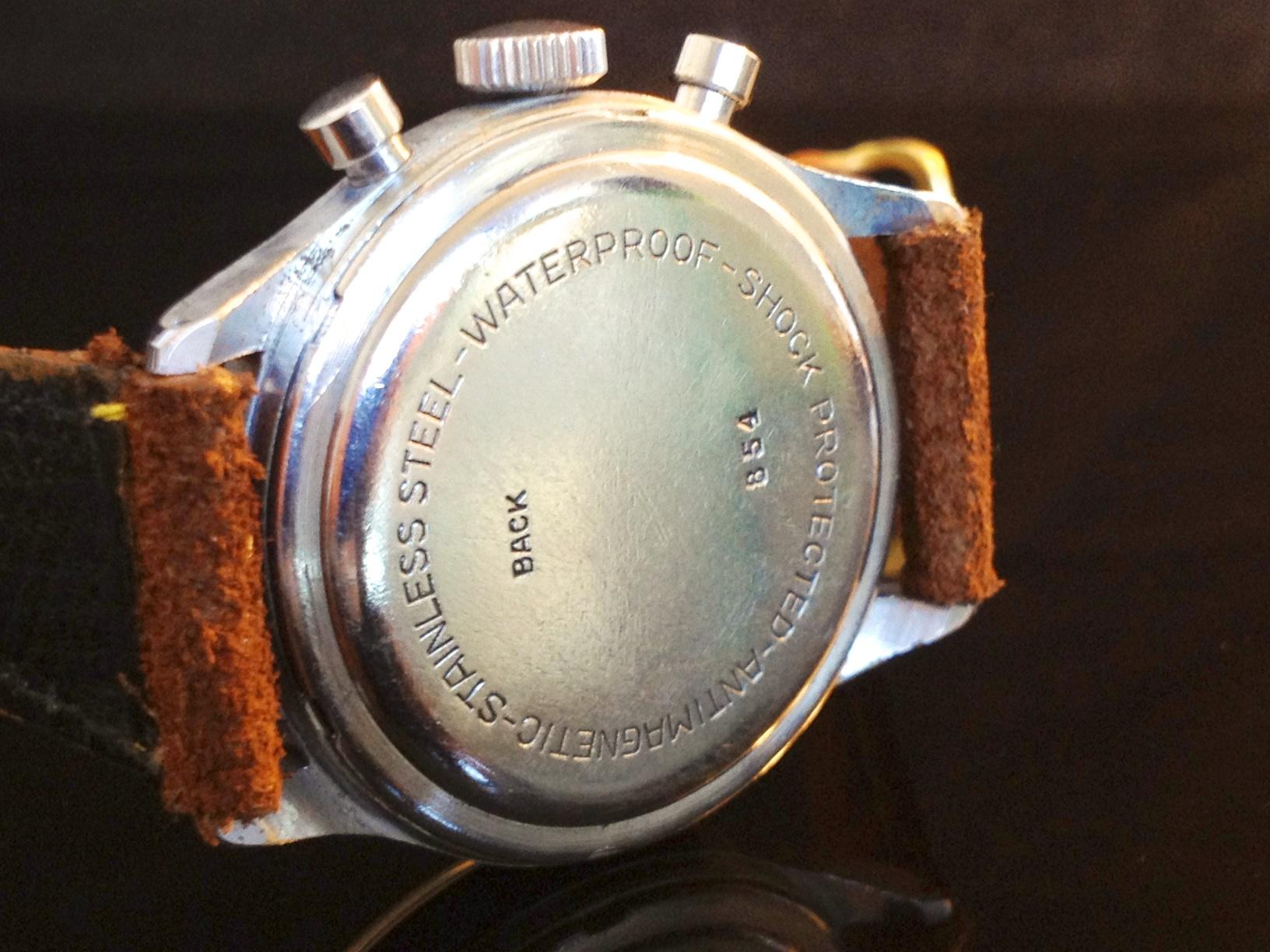 Fludo Venus Chronograph 203