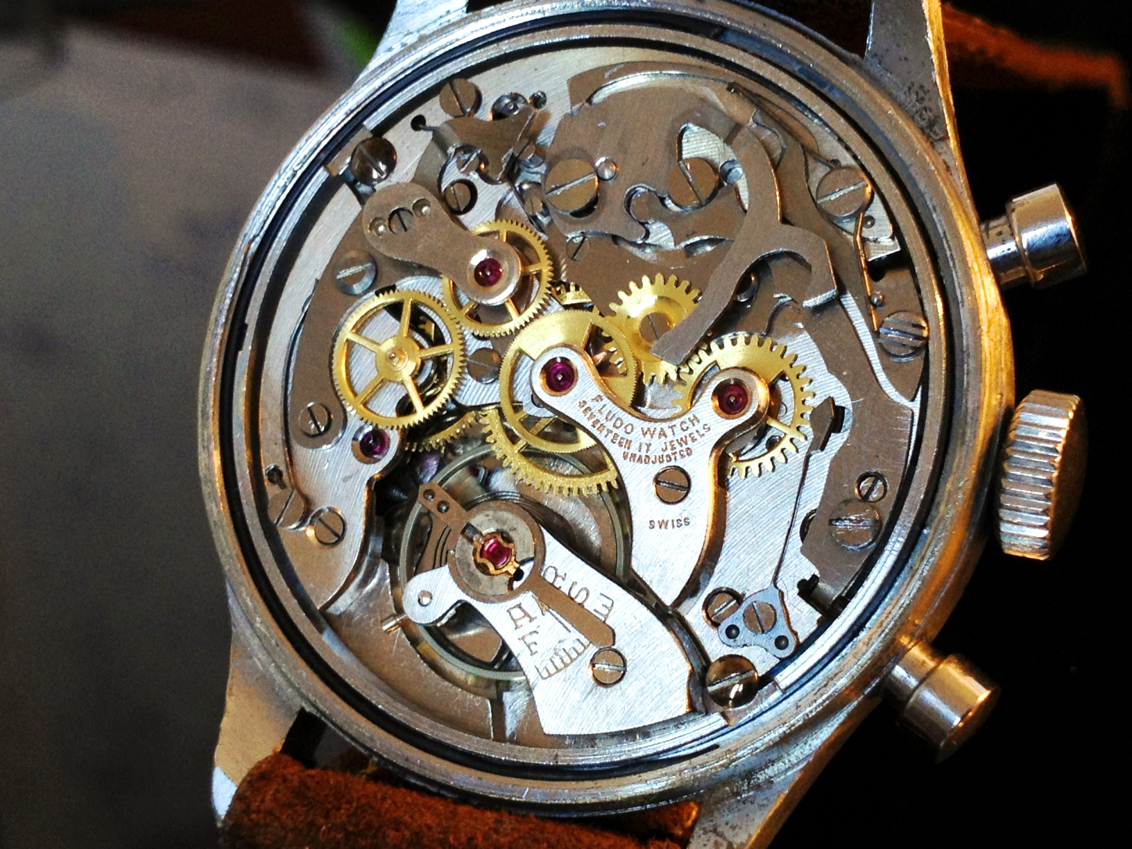 Fludo Venus Chronograph 205