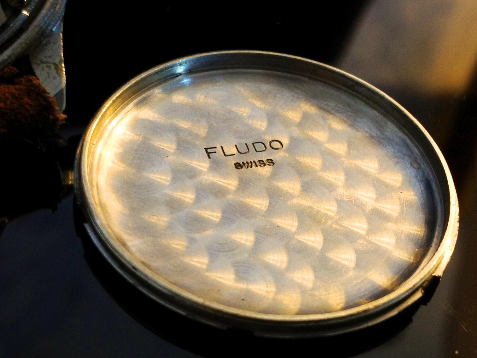 Fludo Venus Chronograph 206