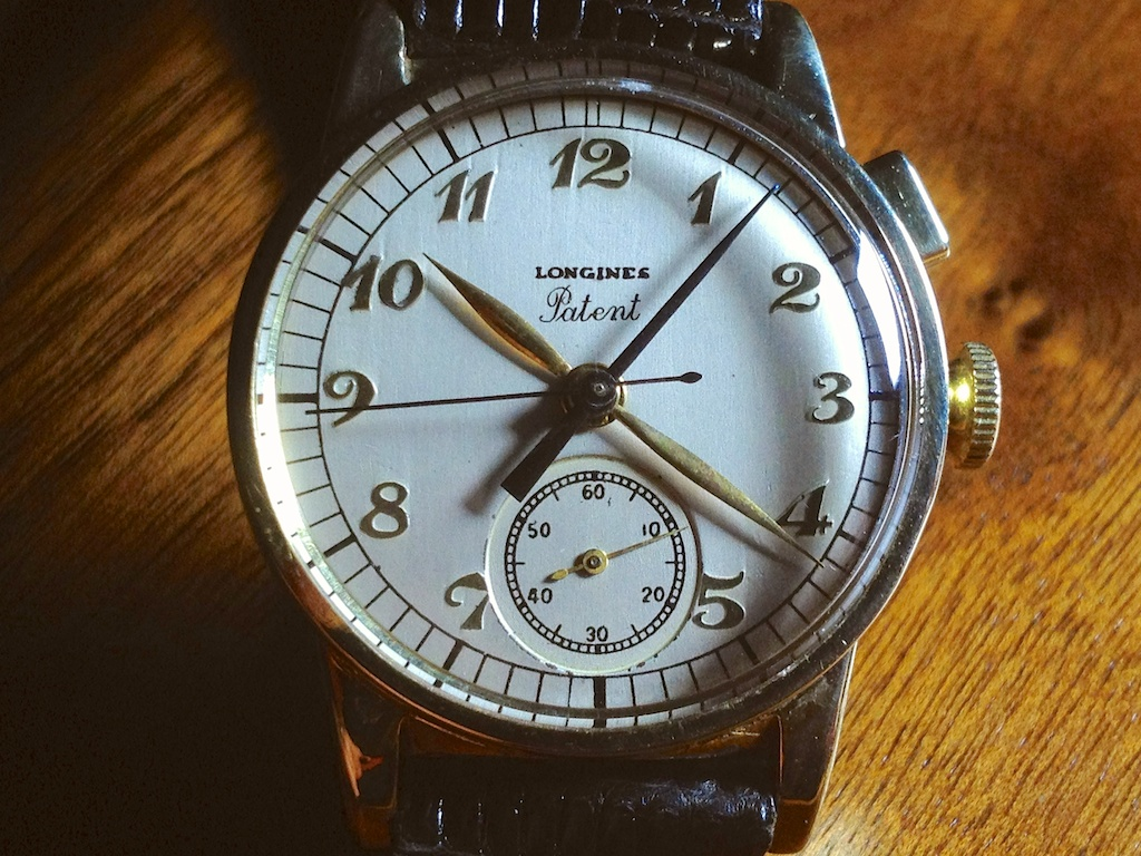 Longines Flyback  495