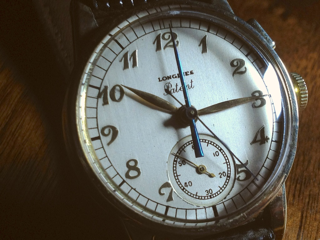 Longines Flyback  500