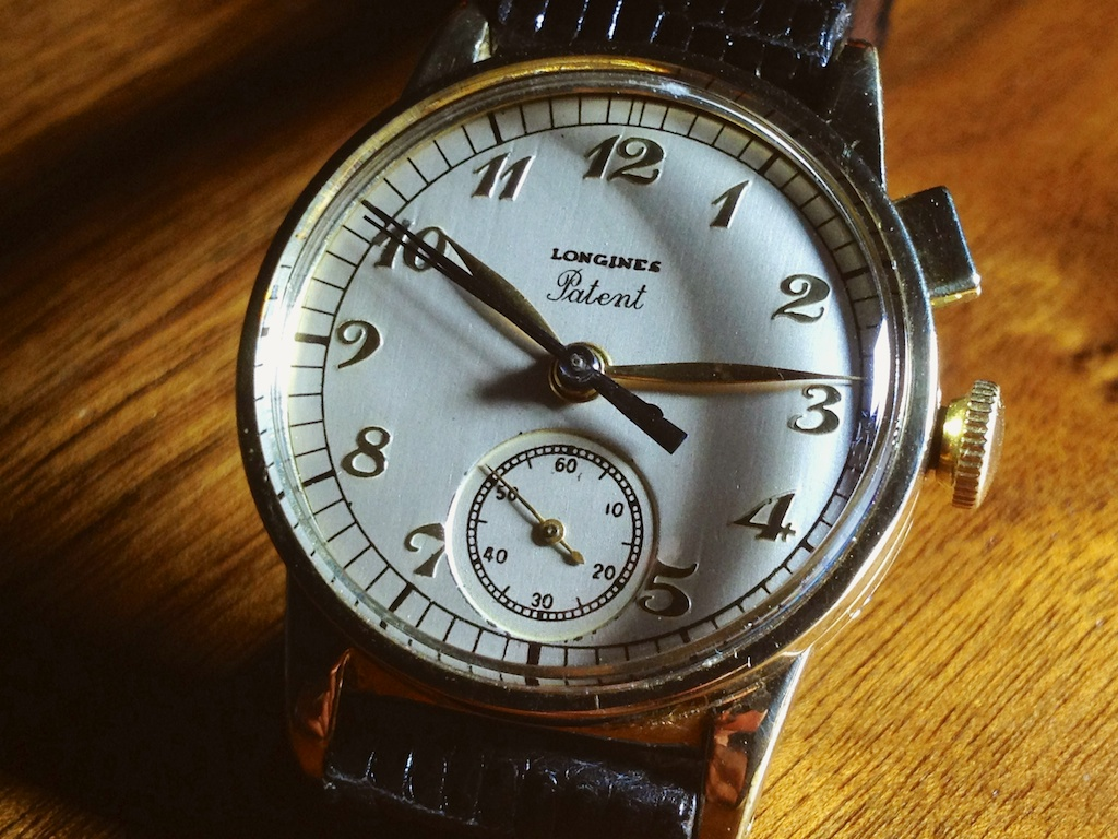 Longines Flyback  501