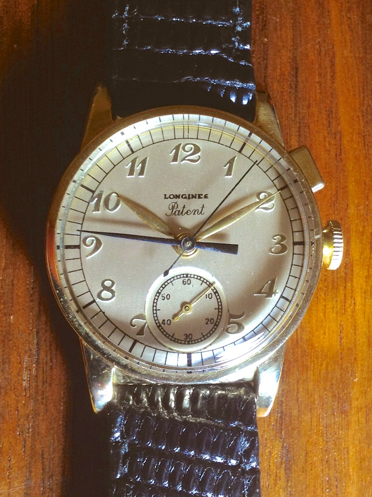 Longines Flyback  502