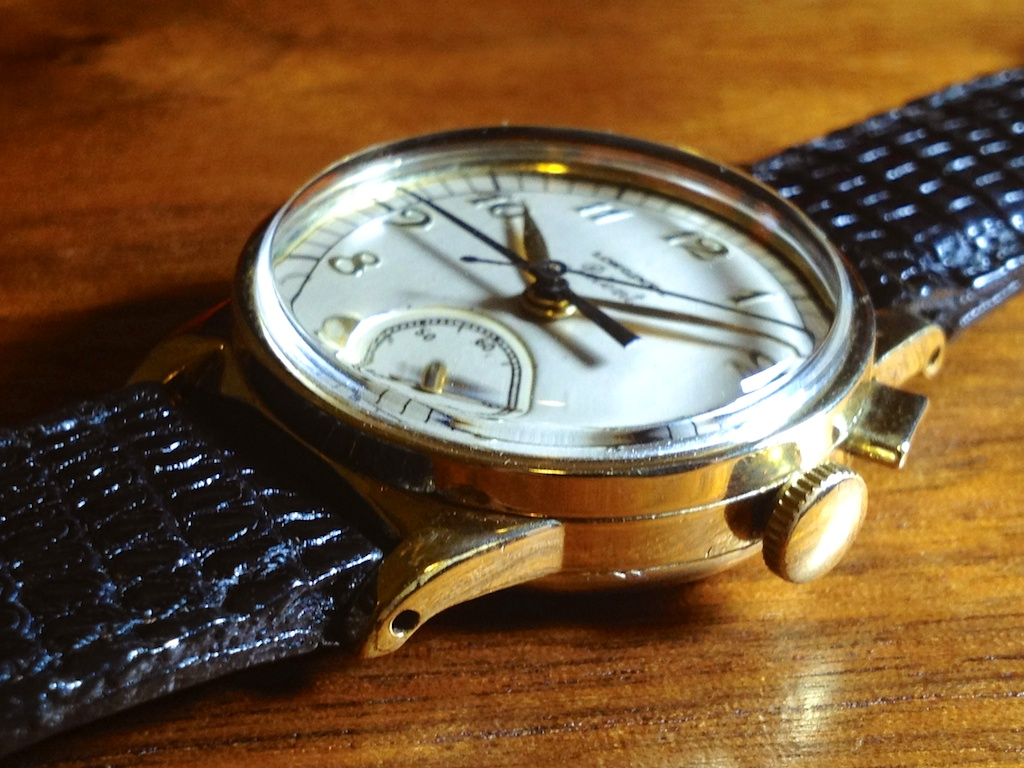 Longines Flyback  503