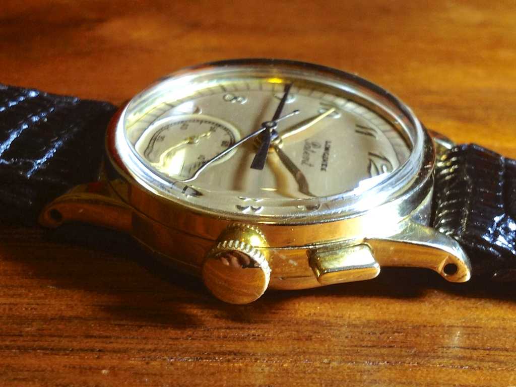 Longines Flyback  504