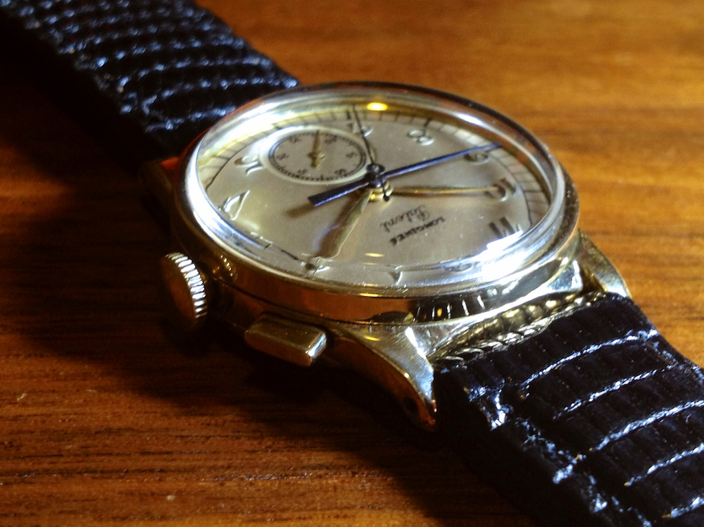 Longines Flyback  505