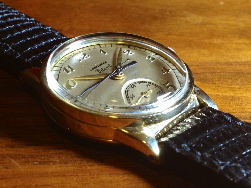 Longines Flyback  506