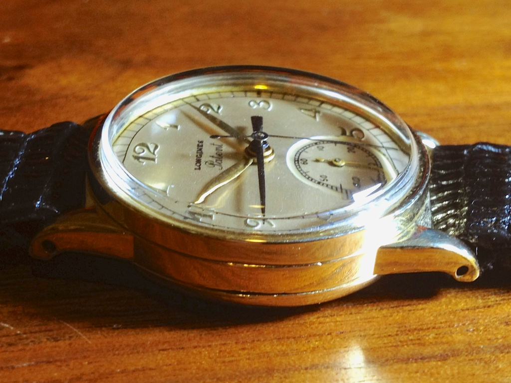 Longines Flyback  507