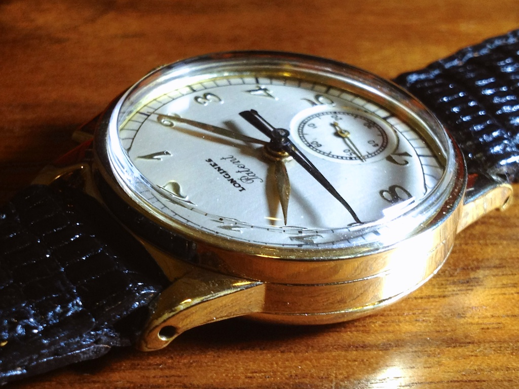 Longines Flyback  508