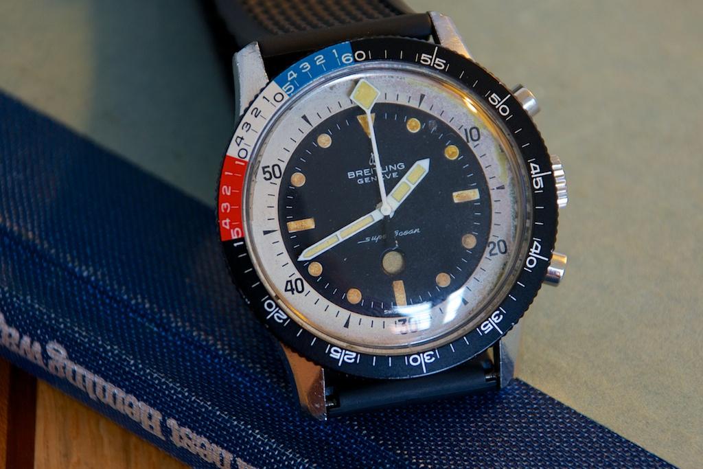 Breitling SuperOcean 001