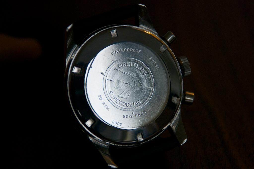 Breitling SuperOcean 010