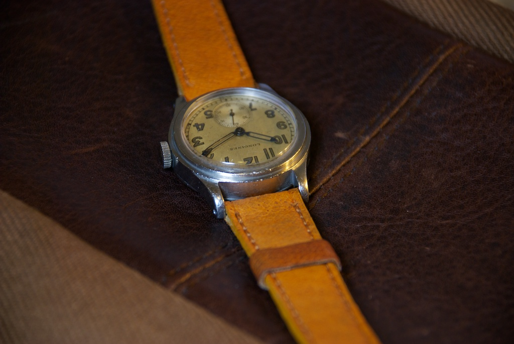 Longines military 2 502a