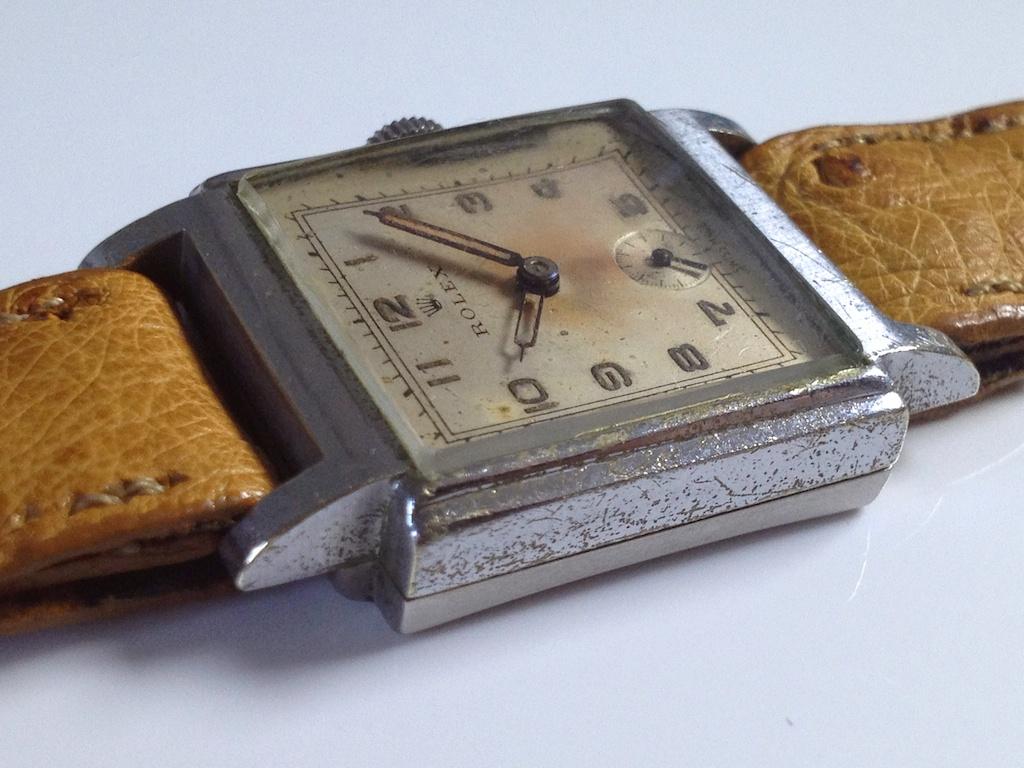 Rolex Square 006