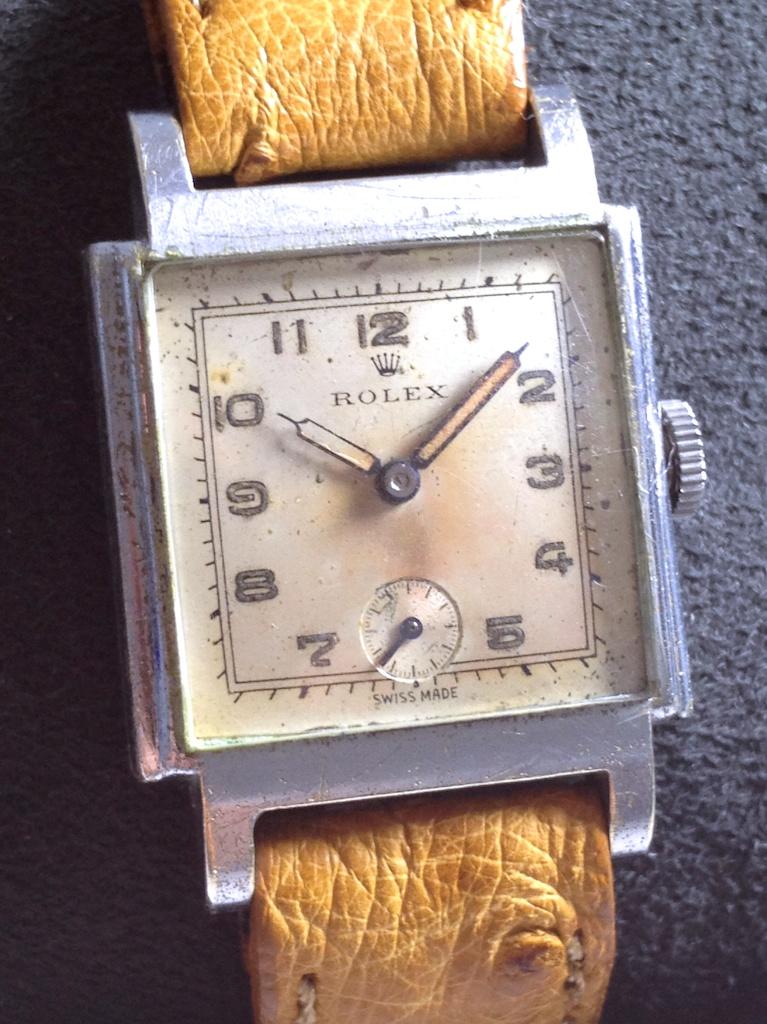 Rolex Square 008
