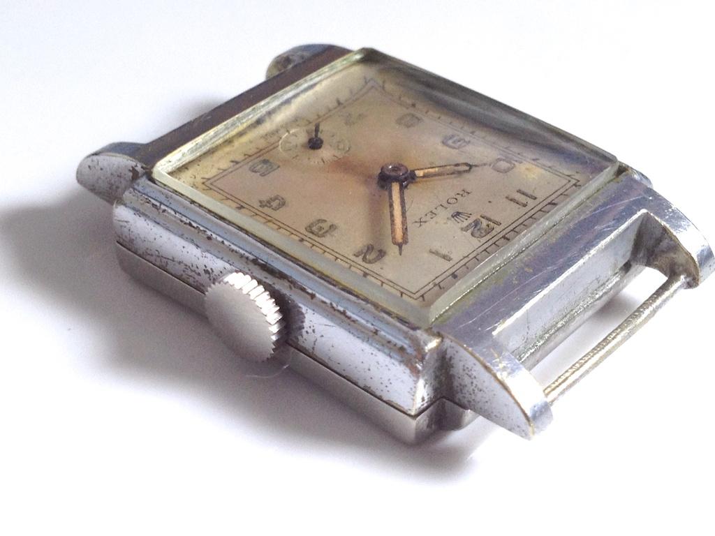 Rolex Square 012