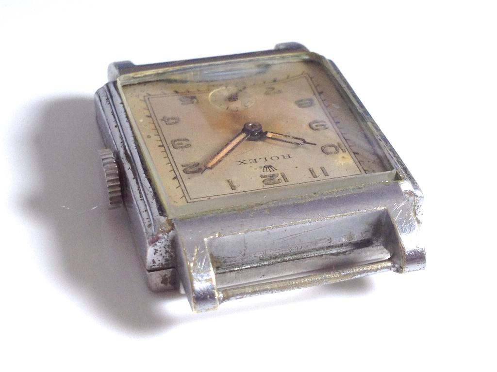 Rolex Square 013