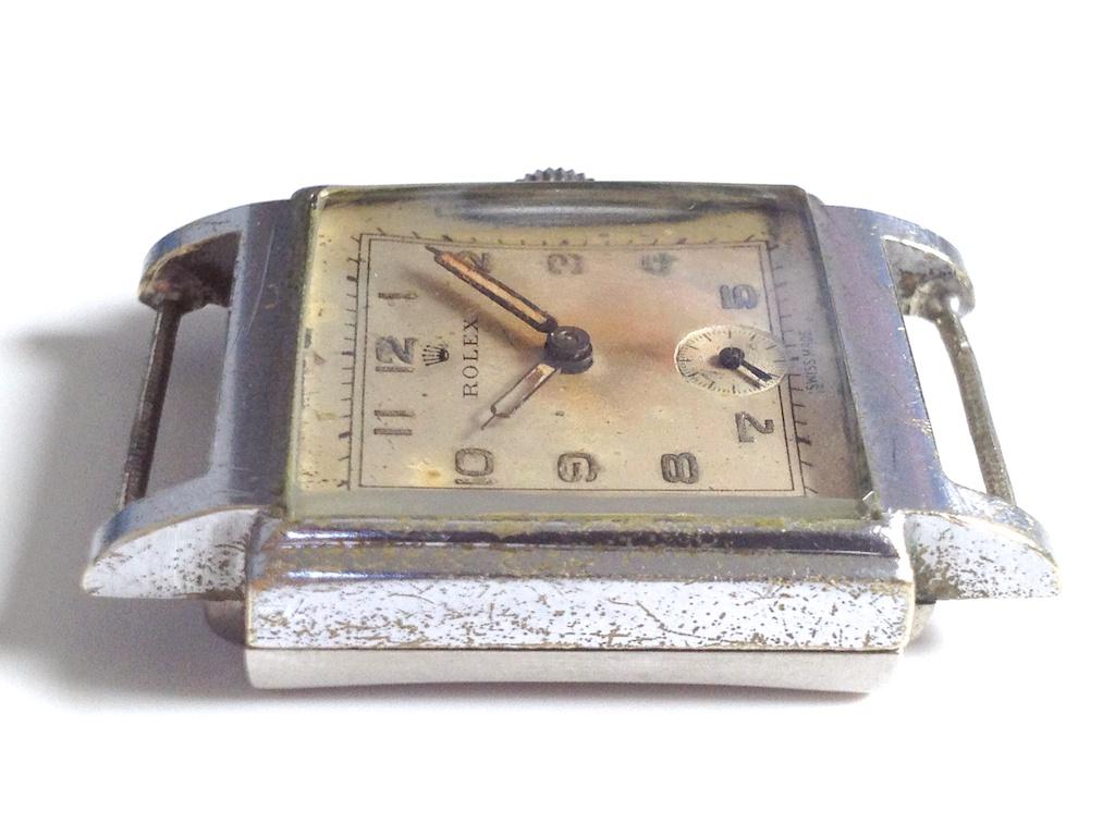 Rolex Square 015