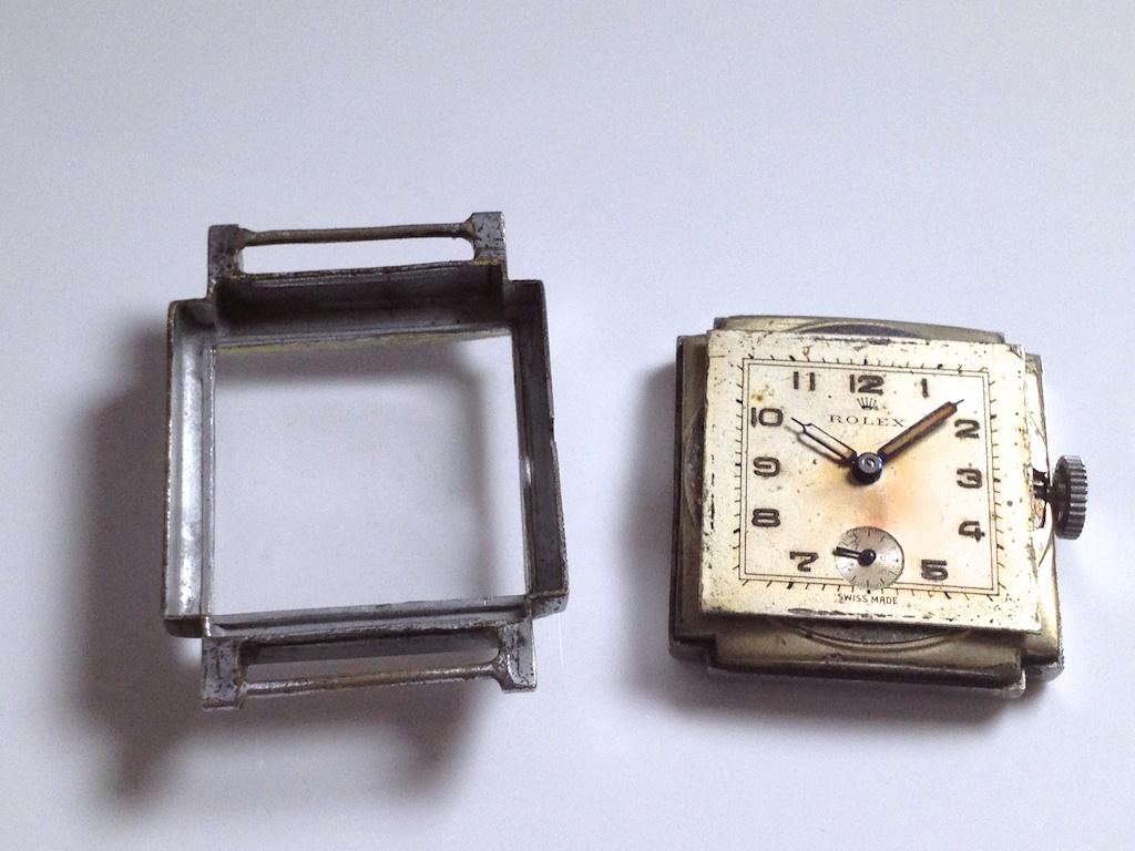 Rolex Square 020