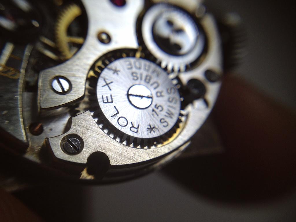 Rolex Square 027