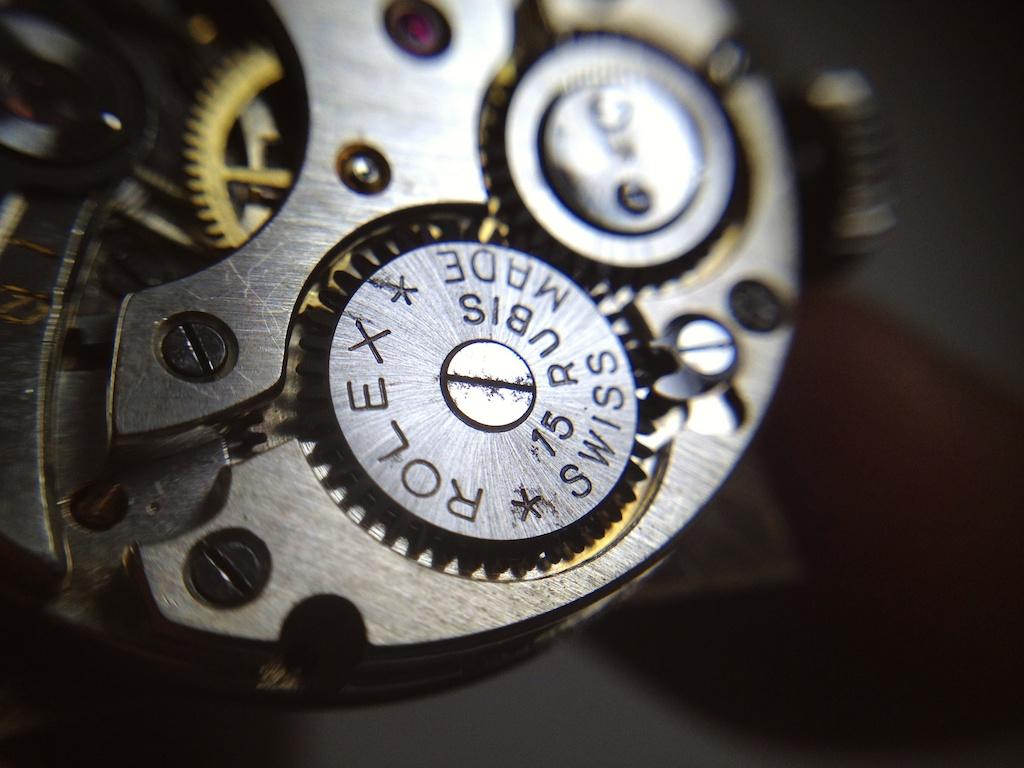 Rolex Square 028