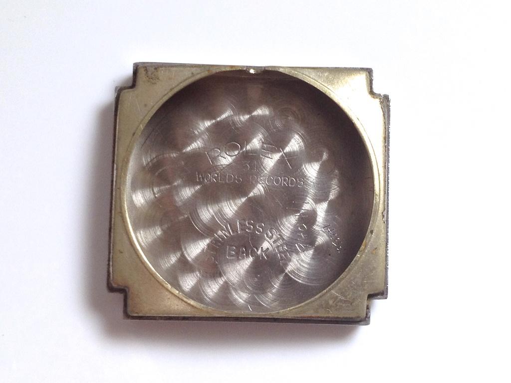 Rolex Square 034