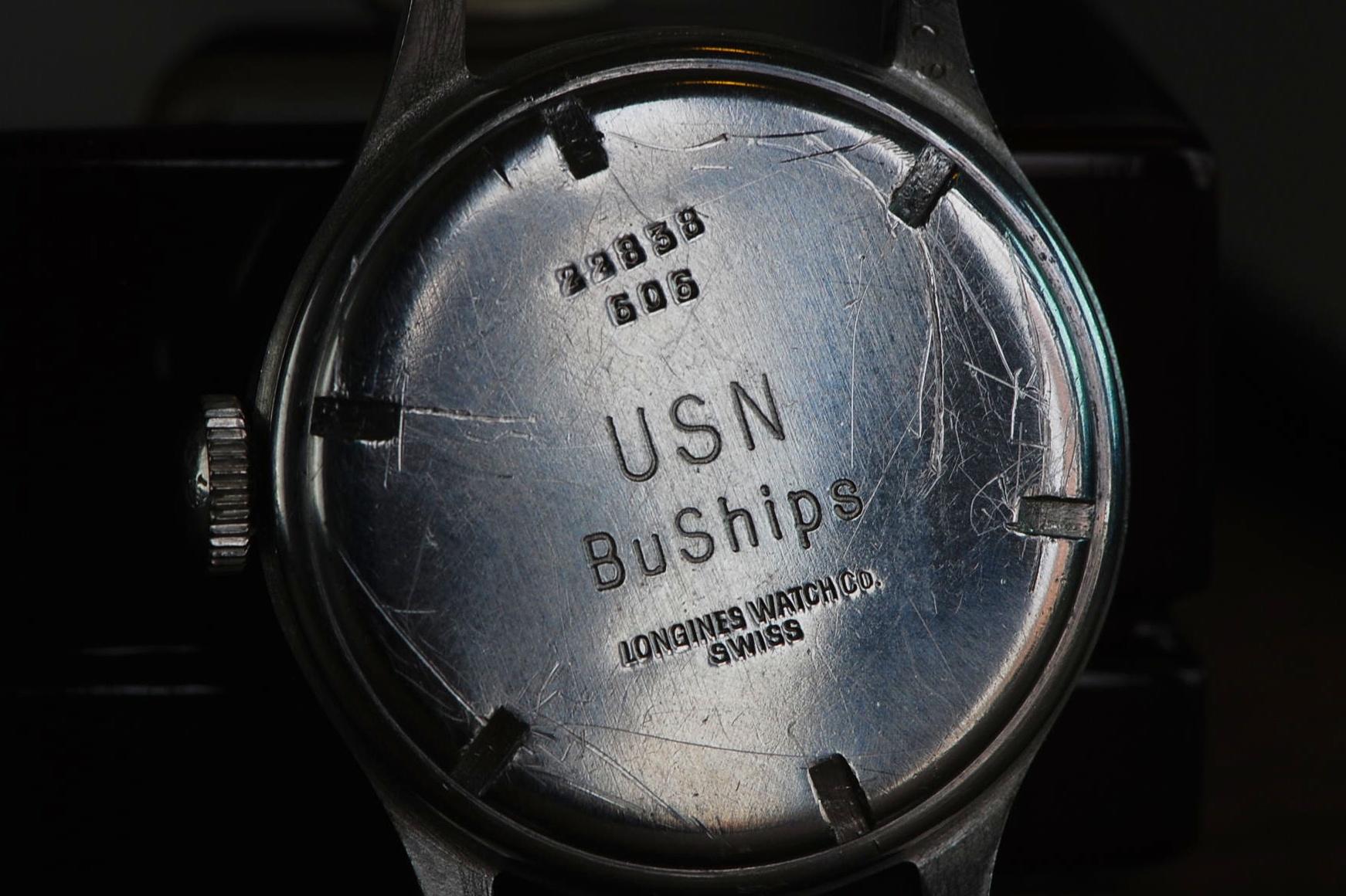 Longines BuShips 11