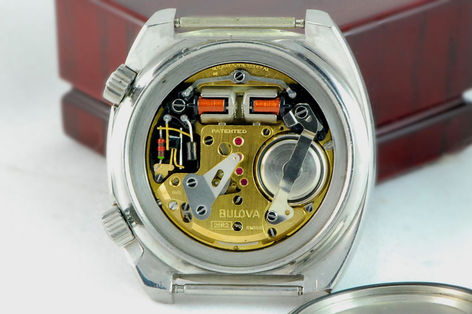 Accutron WorldTime Diver 76