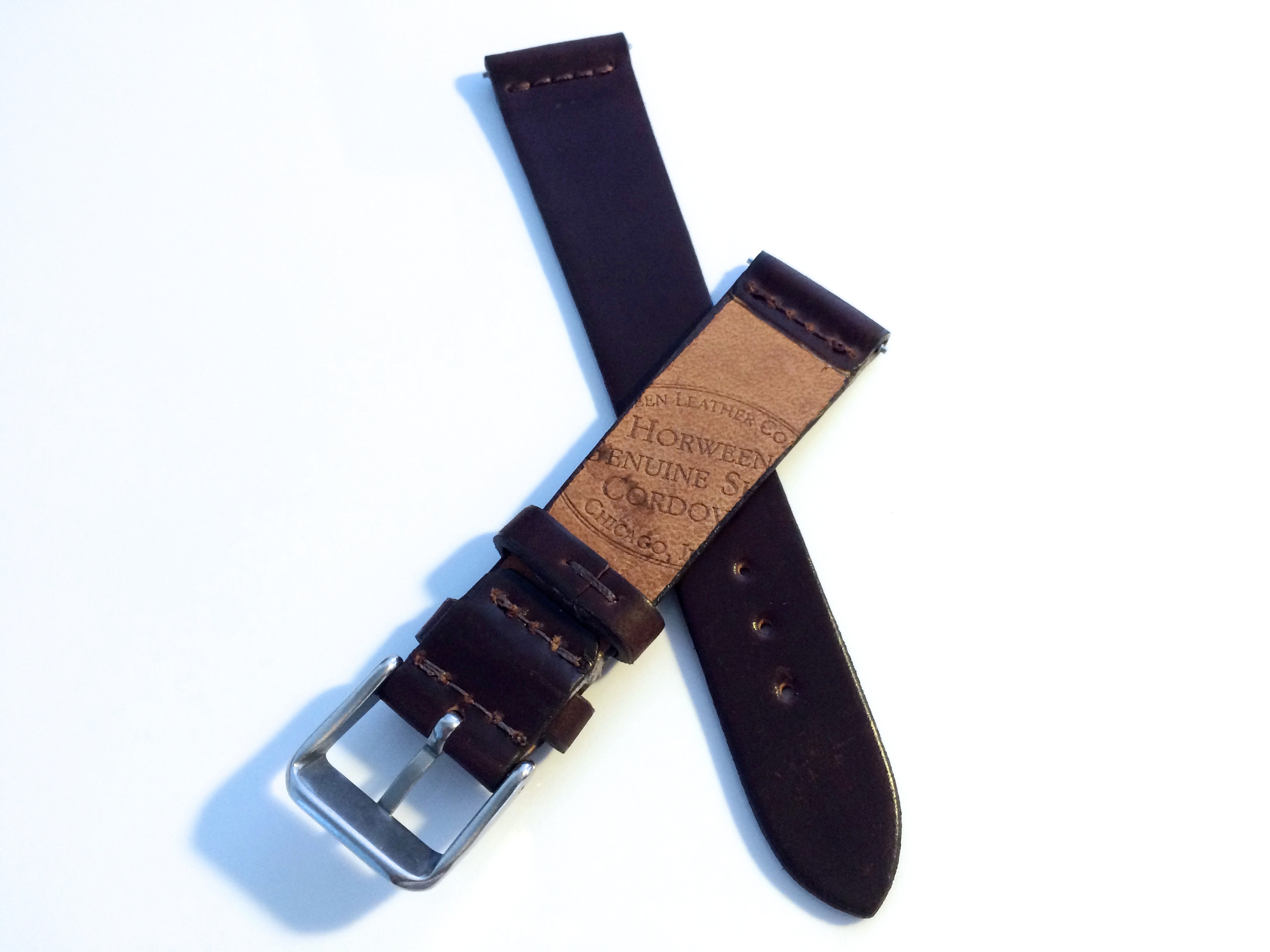 Horween Shell Strap 67