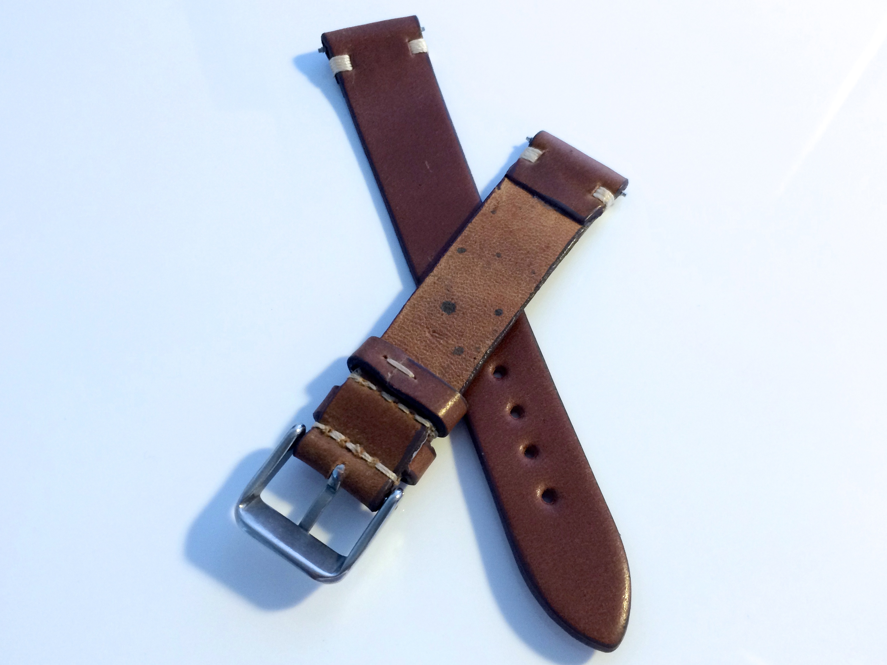 Horween Shell Strap 76