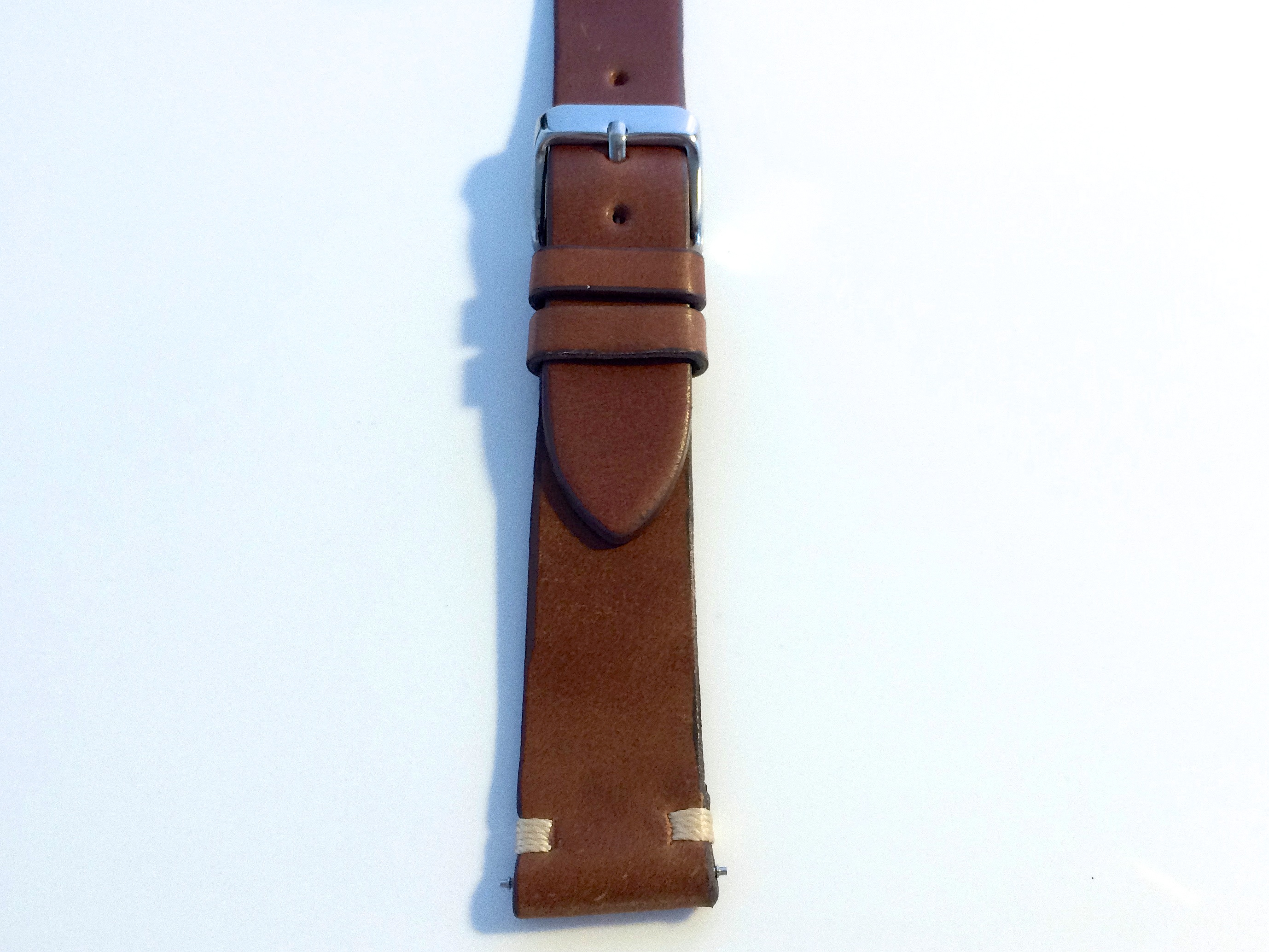 Horween Shell Strap 77