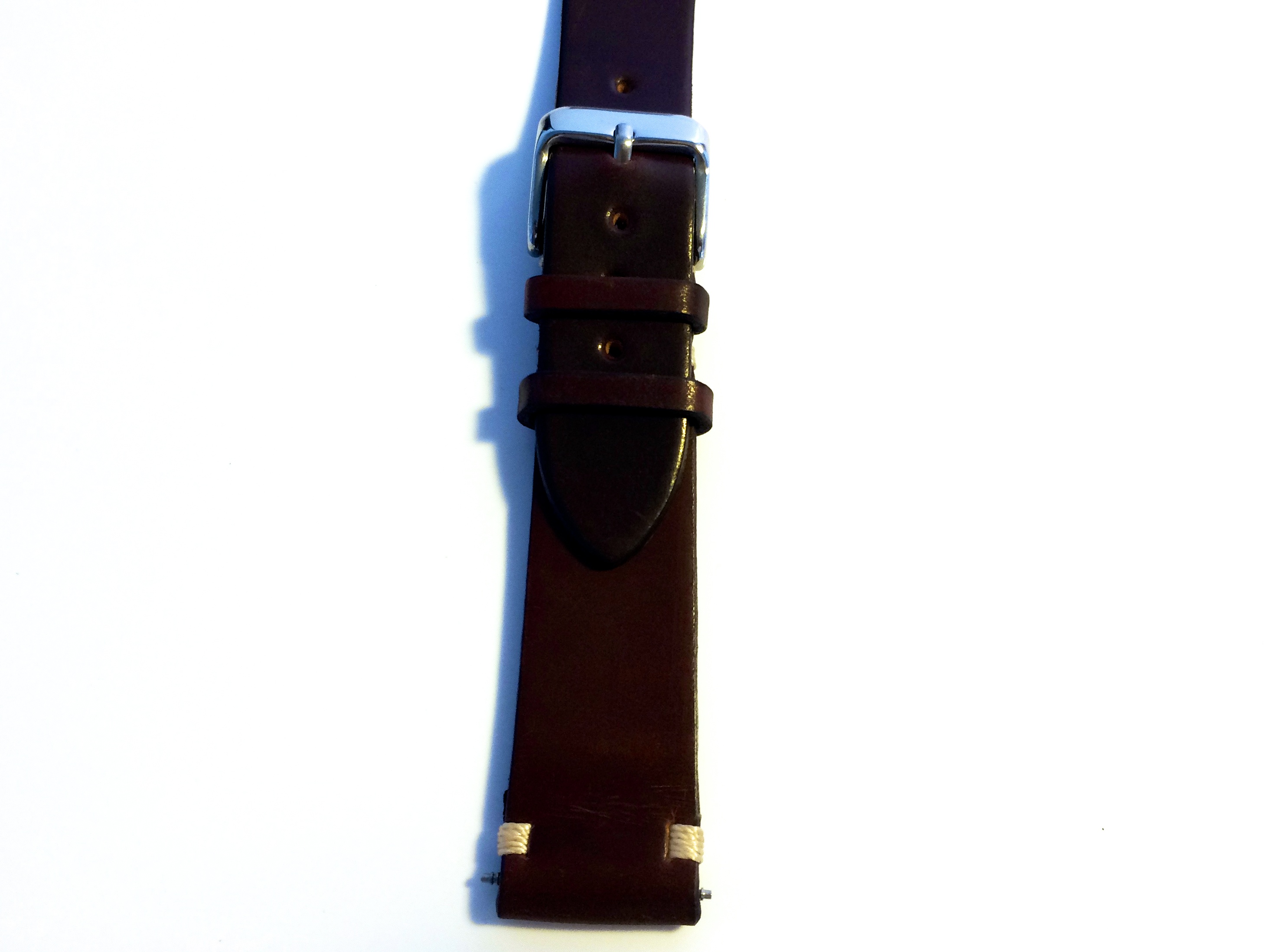 Horween Shell Strap 80