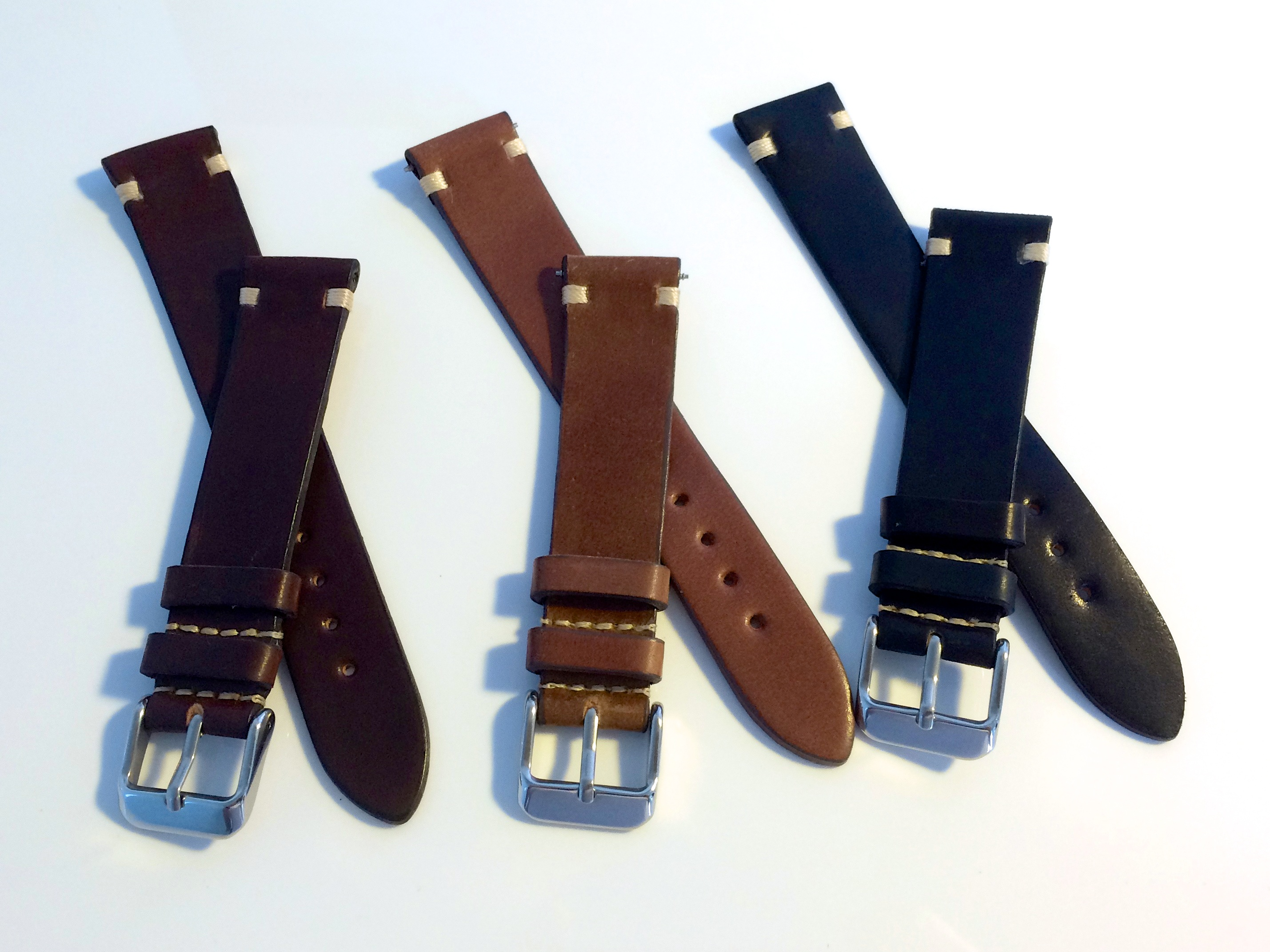 Horween Shell Strap 81