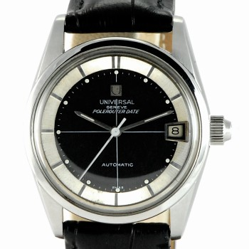 Universal Polerouter Date 69 Black 86