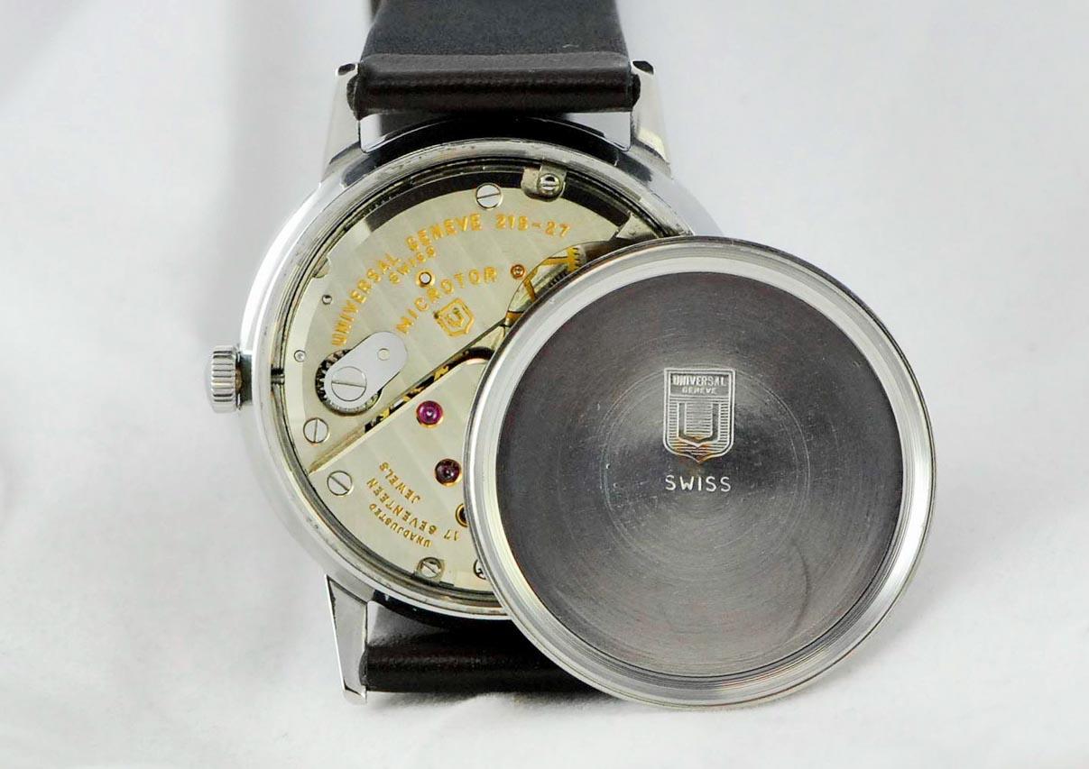 Polerouter Silver Dial5