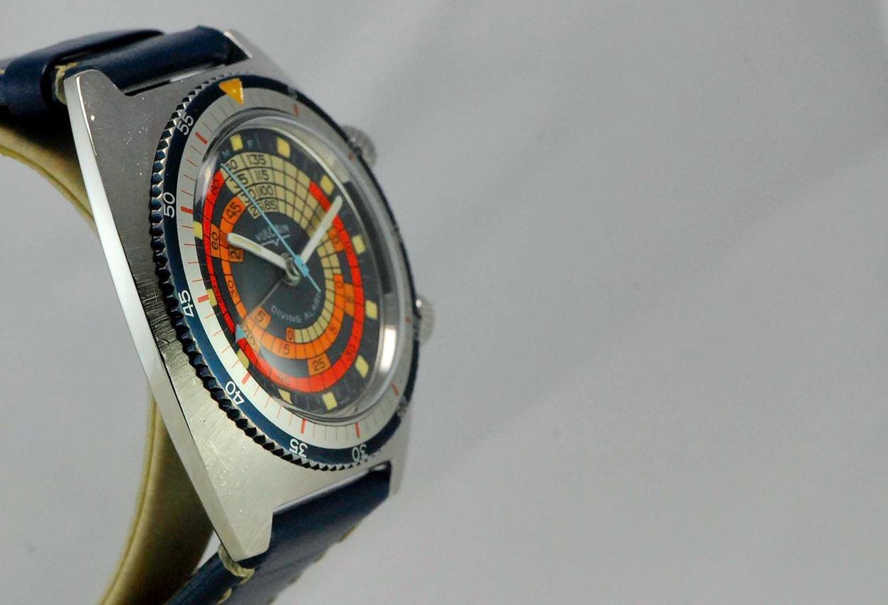 Vulcain Diver Alarm6