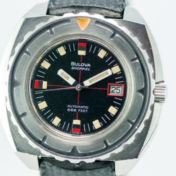 Bulova Snorkel Diver 666-1